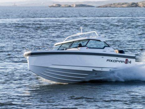 Bilde av Axopar 24 - Norbåt AS - Båtforhandler - Ny båt - Brukt båt
