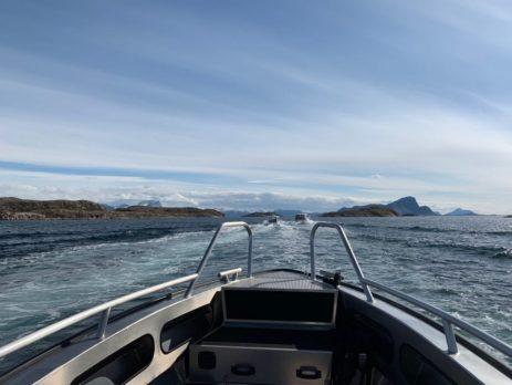 Bilde av båter på sjøen - Norbåt AS - Båtforhandler - Ny båt - Brukt båt